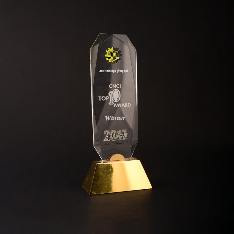 CNCI top 10 awards 2017