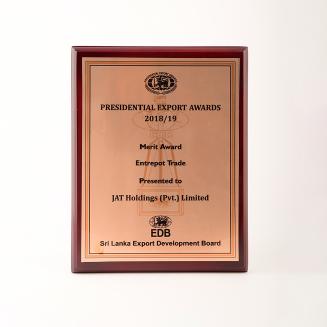 Presidential Export Awards 2018/19