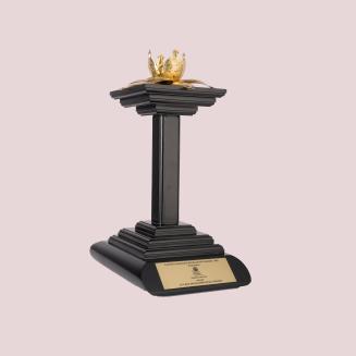 An award presented to JAT