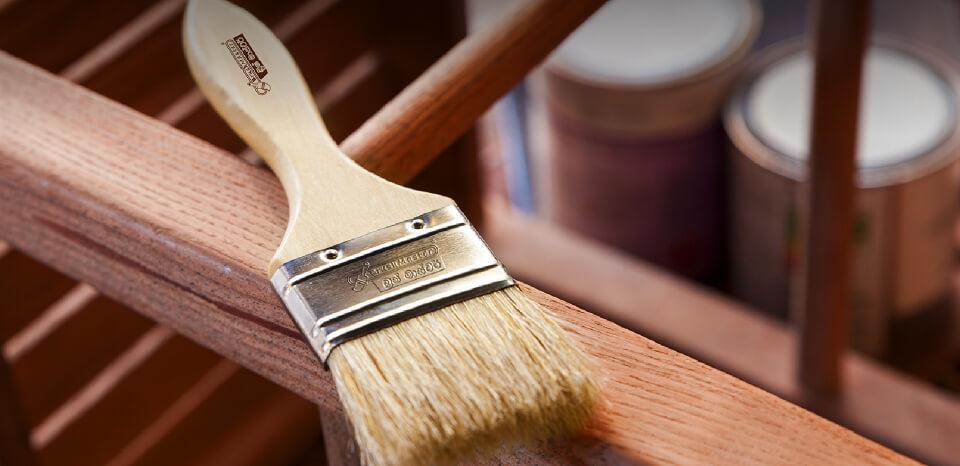 Brush Master paint brush