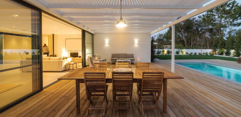 Dasso outdoor decking