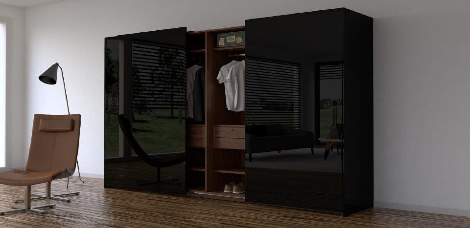 SEA unique modular wardrobe design