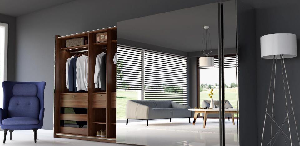 Stunning Wooden wardrobe