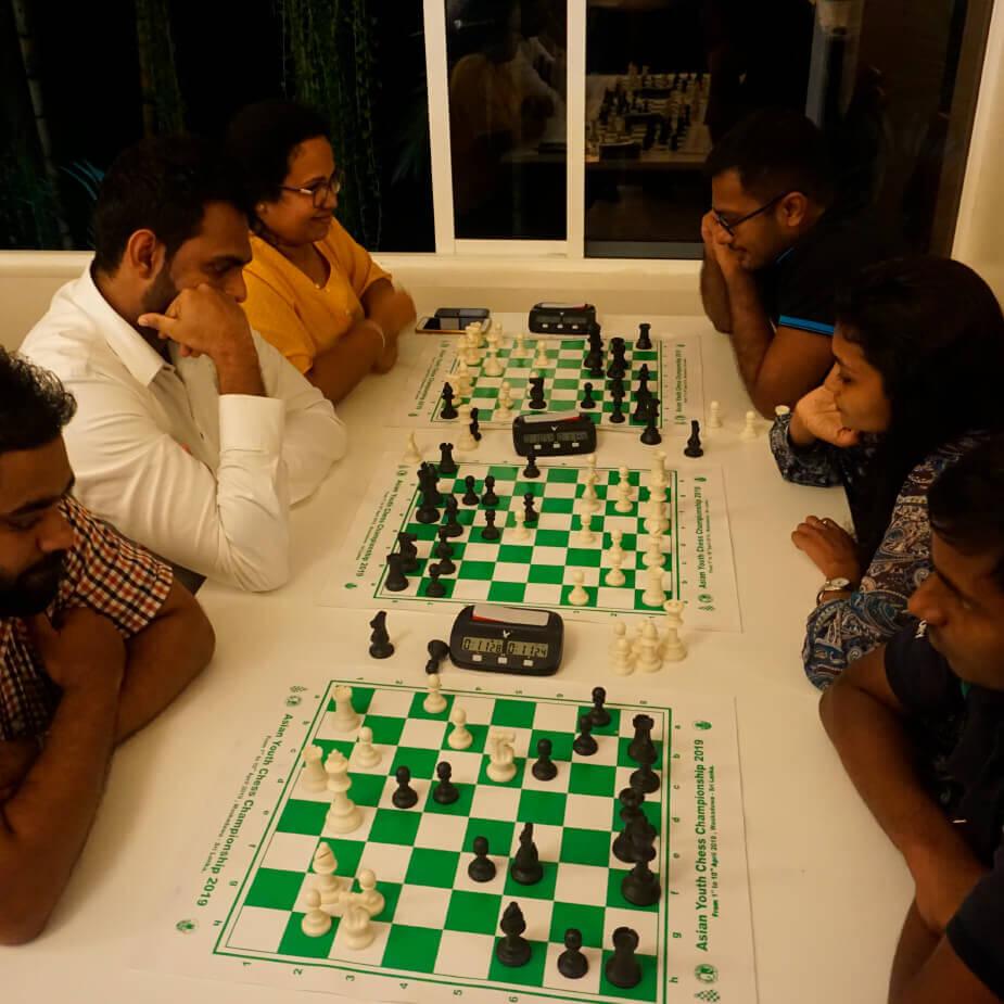 Asian Youth Chess Championship 2019