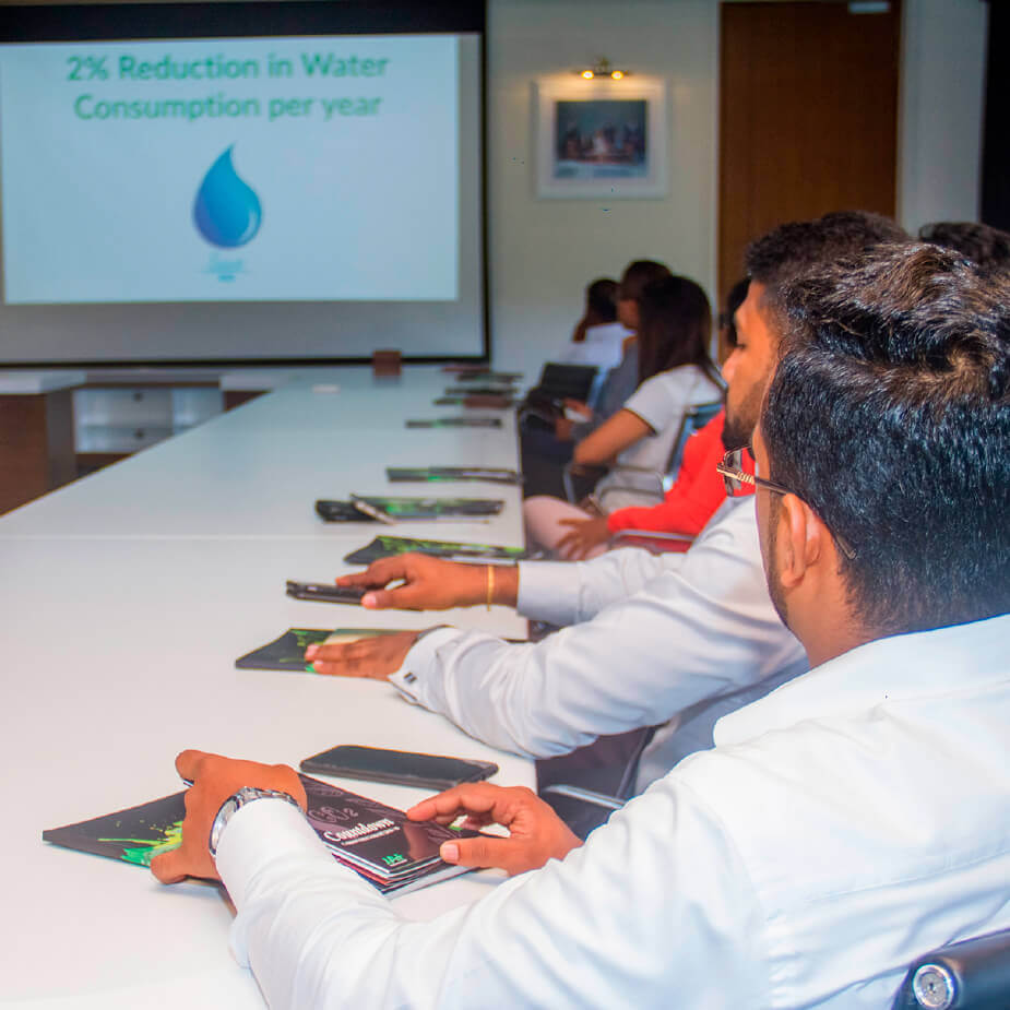 JAT Holdings meeting room