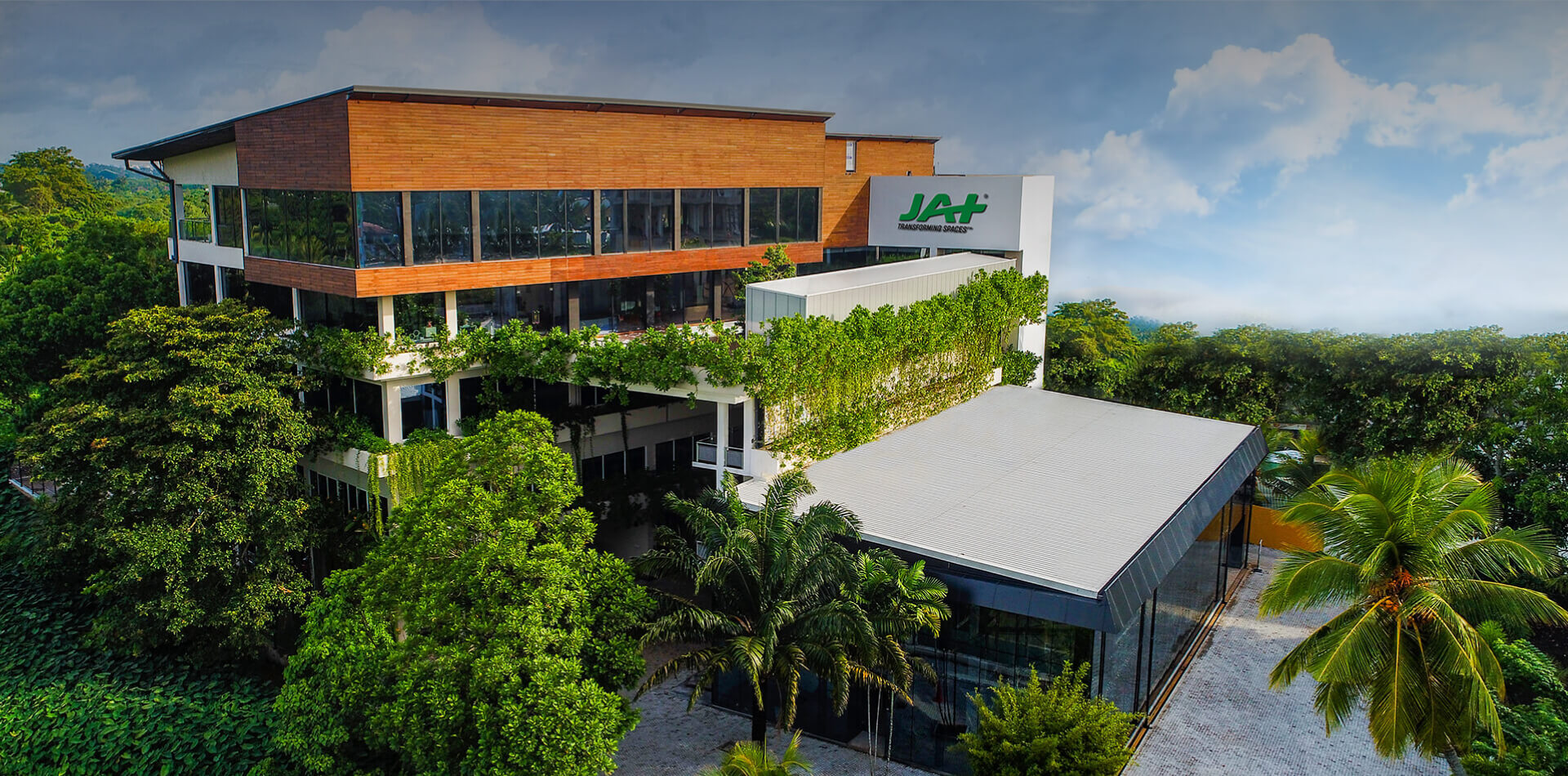 JAT holdings office premises