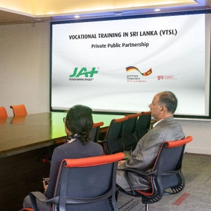 JAT Vocational Training in Sri Lanka (VTSL)