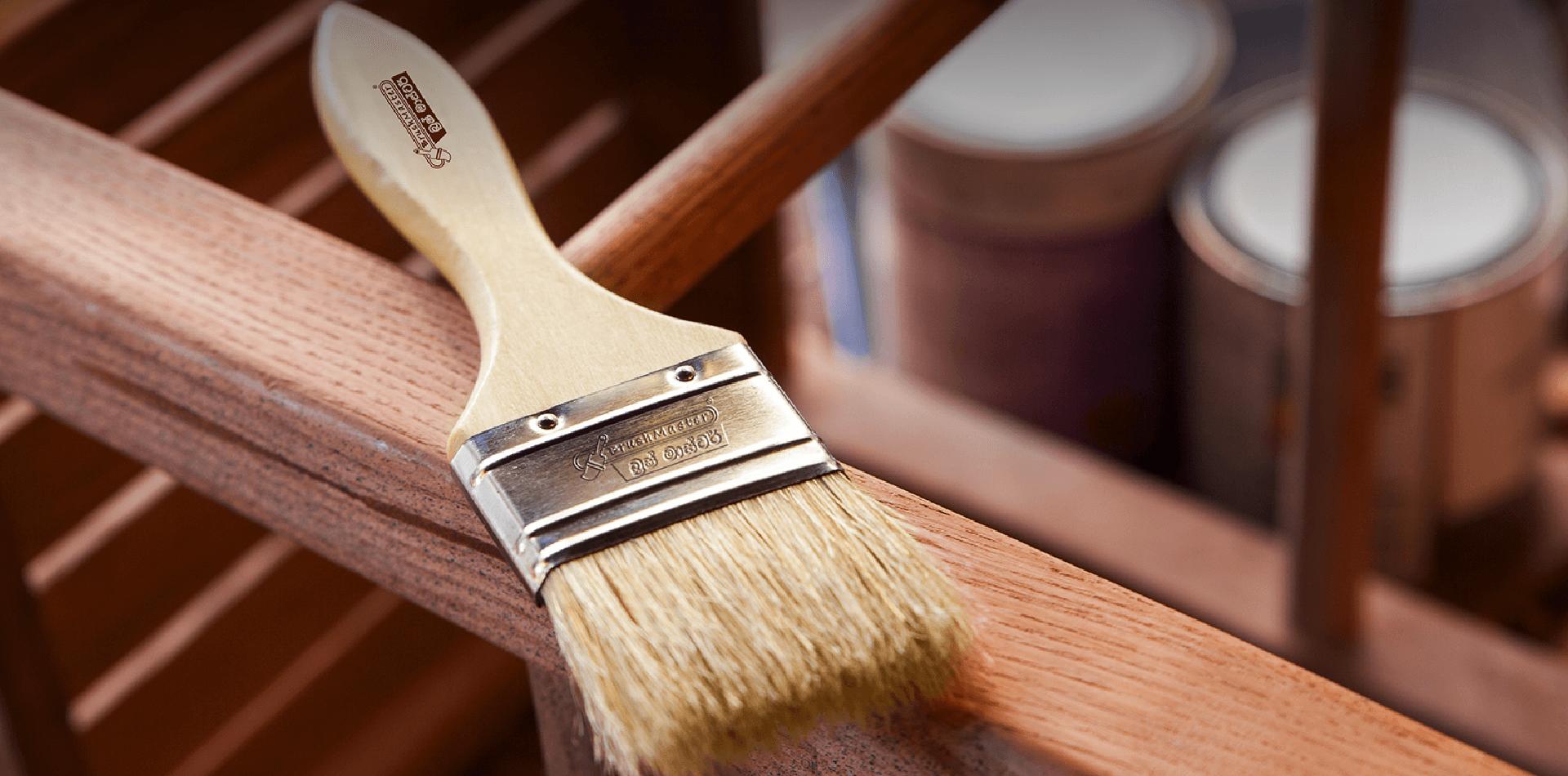 Brush Master finest paint brushes