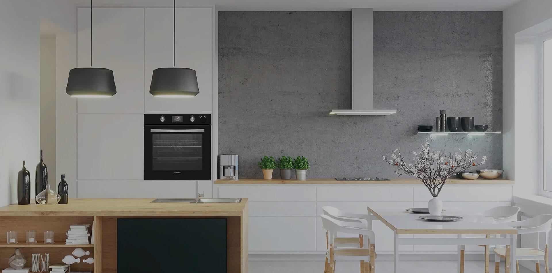 Northern Europe kitchen