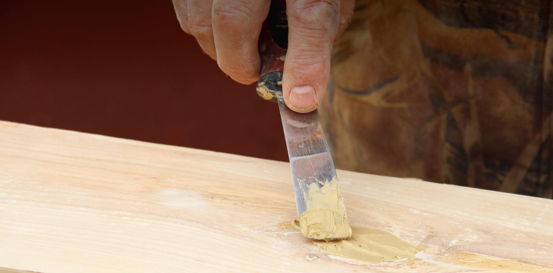 BORMA WACHS premium wood putty