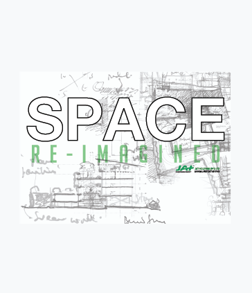 SPACE RE-IMAGINED by JAT Holdings
