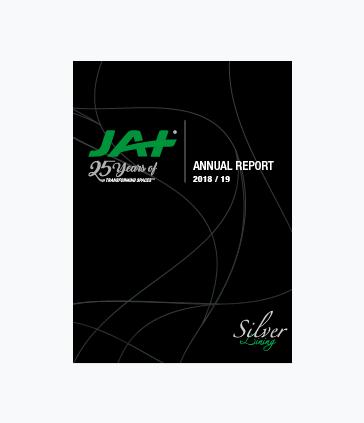 JAT Annual Report 2018-2019