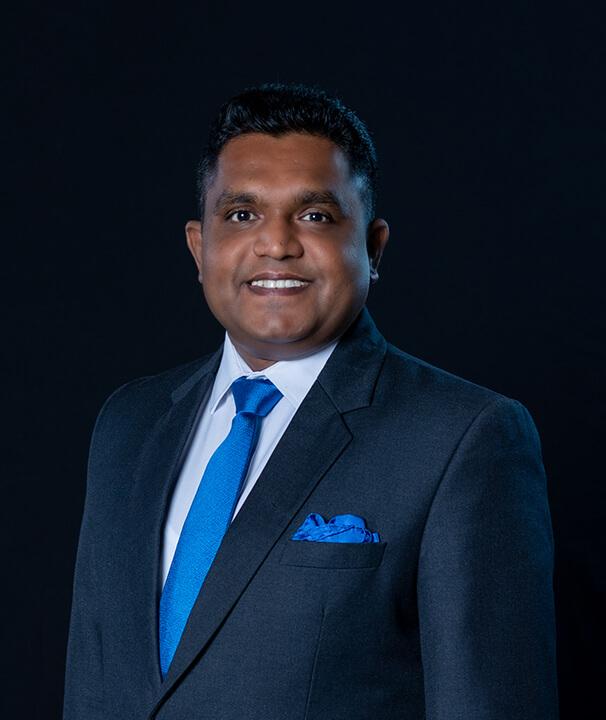 Wasantha Gunaratne DIRECTOR SALES & TECHNICAL - SOUTH ASIA