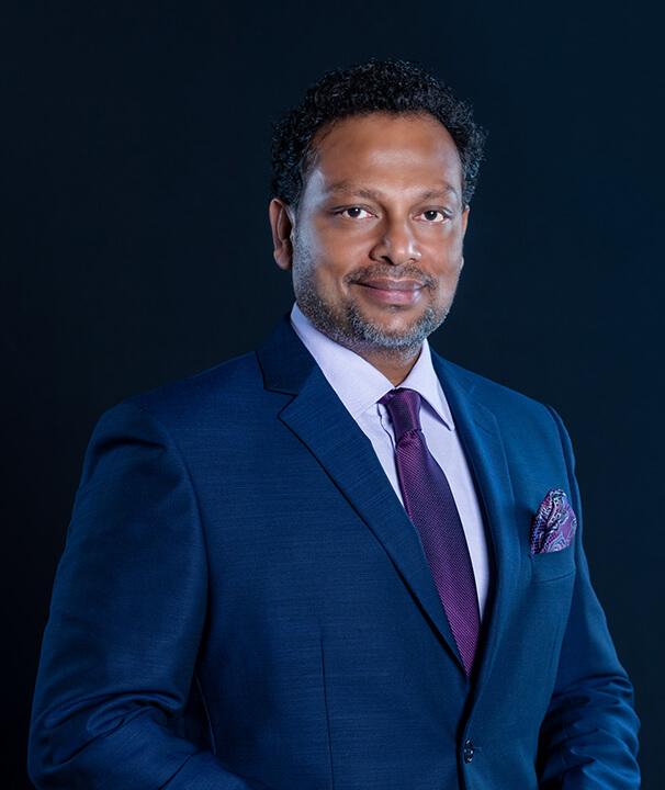 Tyrone Gunawardene DIRECTOR SPECIAL PROJECTS