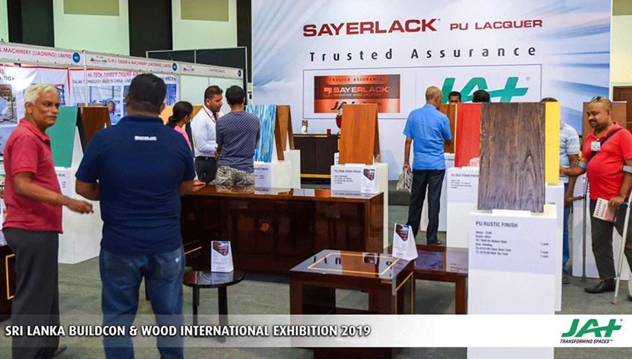 Sri Lanka Buildcon and Wood International Exhibition 2019