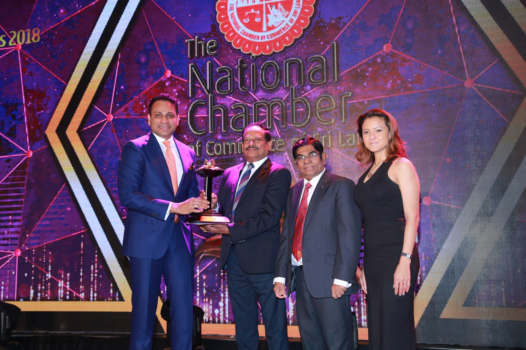 JAT WALKS AWAY WITH ACCOLADE AT THE NATIONAL BUSINESS EXCELLENCE AWARDS 2018