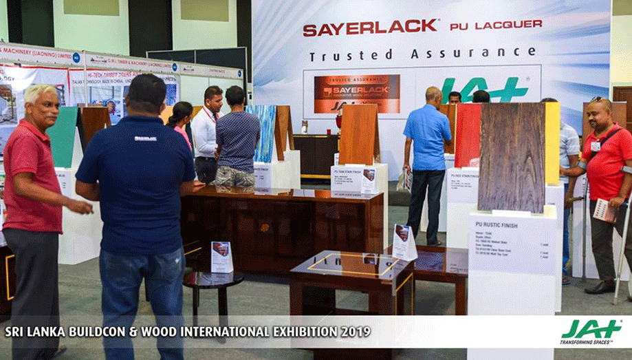 SRI LANKA WOOD INTERNATIONAL EXPO 2018