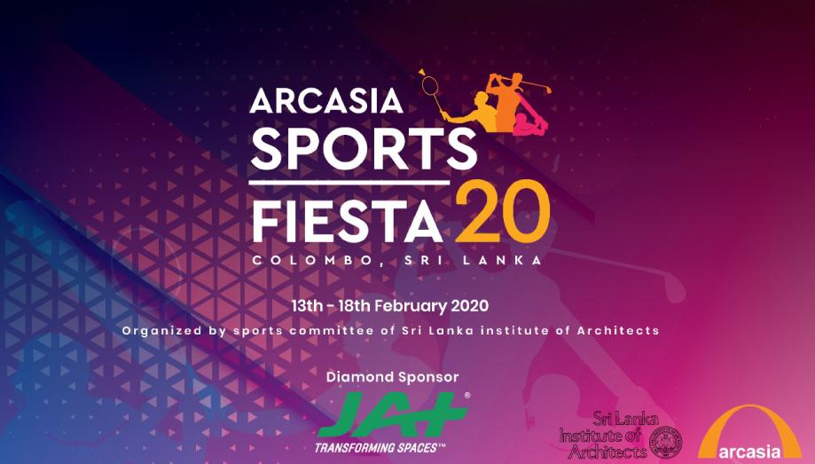 ARCASIA SPORTS FIESTA 20