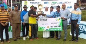 JAT Cricket Wasanthaya 2017 champion
