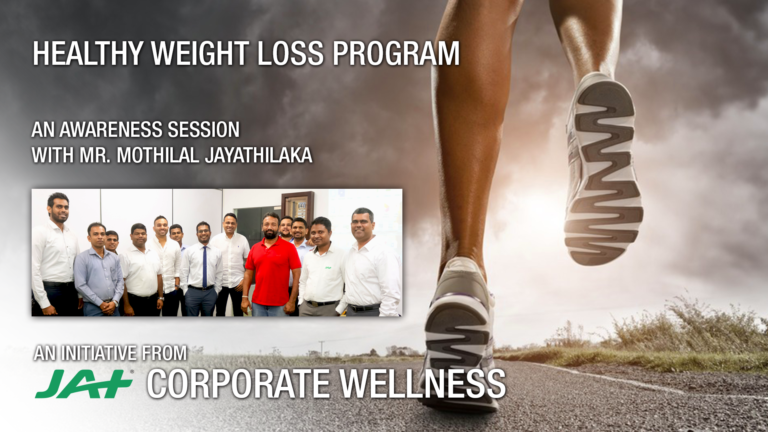 Healthy Weight Loss Program by JAT Holdings