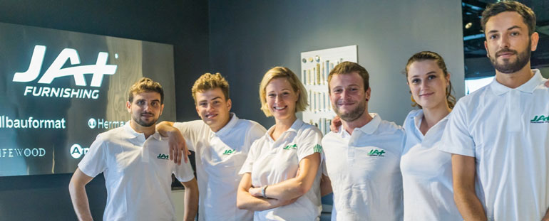 SEA BAUFORMAT team by JAT Holdings