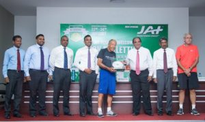 Press conference sponsored by JAT Holdings with Nick Bollettieri