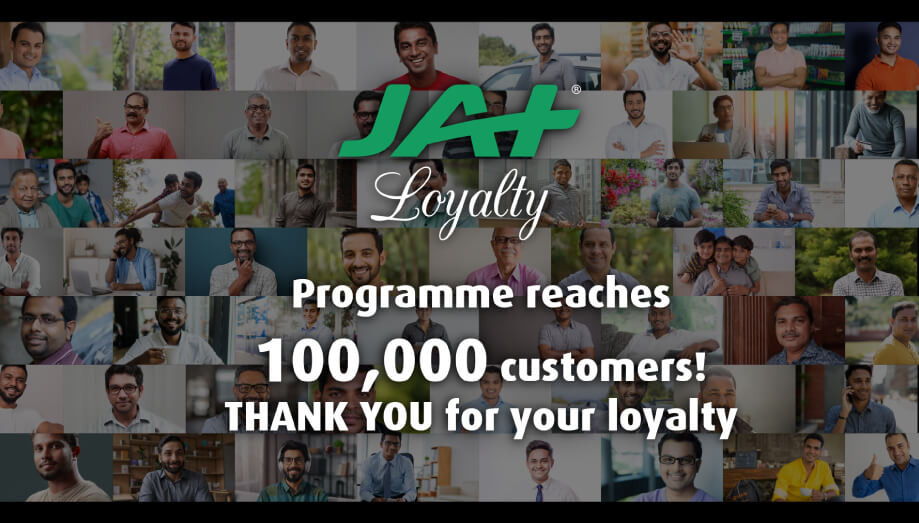 JAT Holding's loyalty programme reaches milestone of 100,000 customers