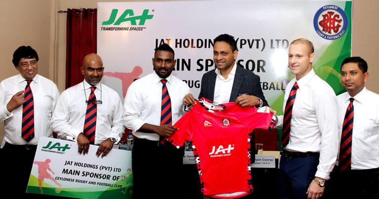 JAT sponsoring CRFC club