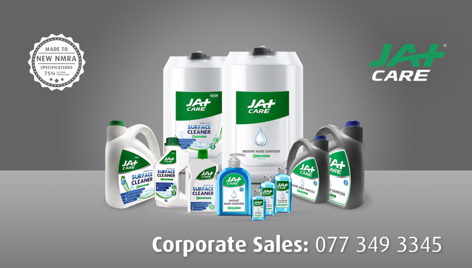 JAT Holdings helps combat COVID-19 with new JAT Care product range