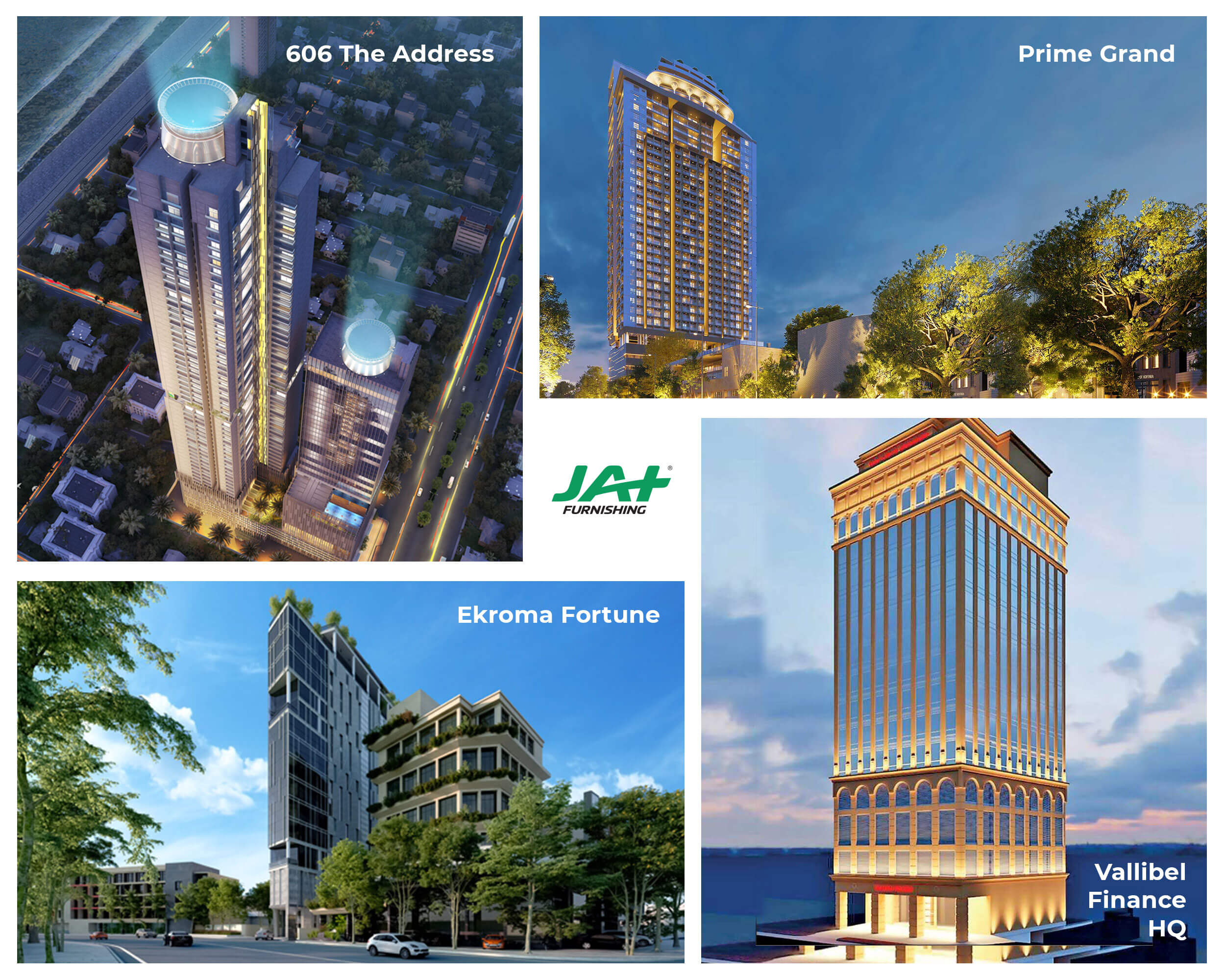 JAT Receives Coveted CIDA Accreditation, Enjoys LKR 1 Billion in Confirmed Specialized Interior Proj