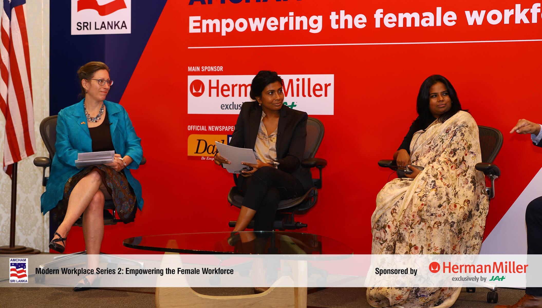 Modern Workplace Series 2: empowering the female workforce