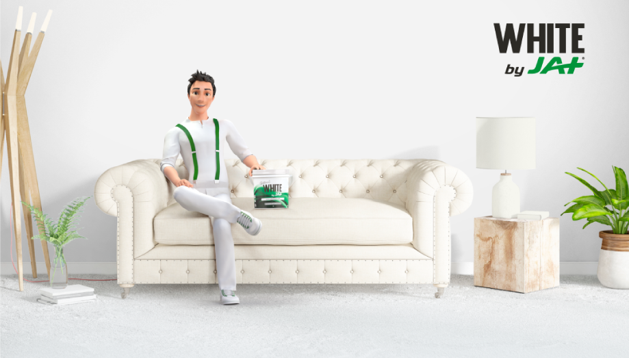 """JAT Holdings launches """"WHITE by JAT"""", a superior emulsion paint"""