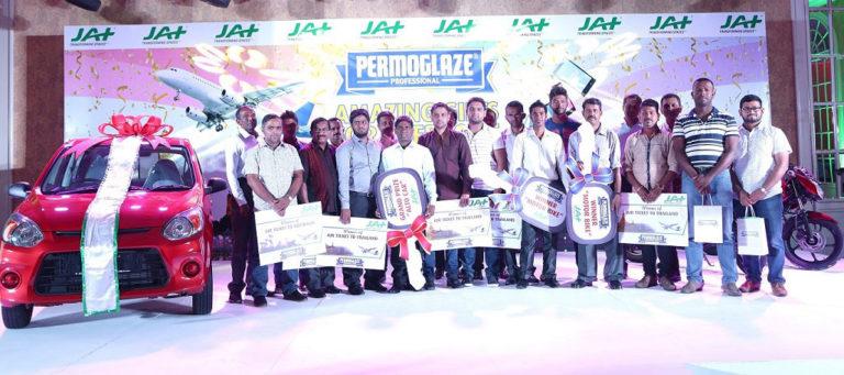 JAT Holdings PERMOGLAZE event