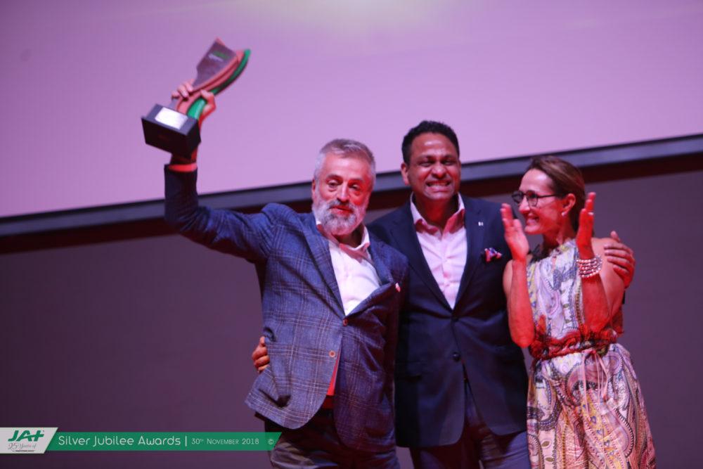 JAT Holdings Silver Jubilee Awards