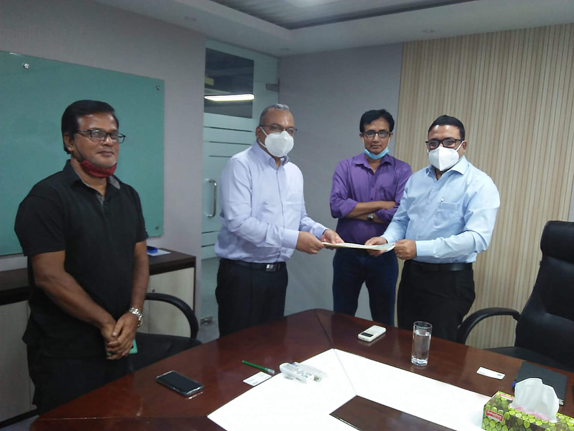 JAT Holdings to reap benefits of manufacturing in Bangladesh ahead of schedule