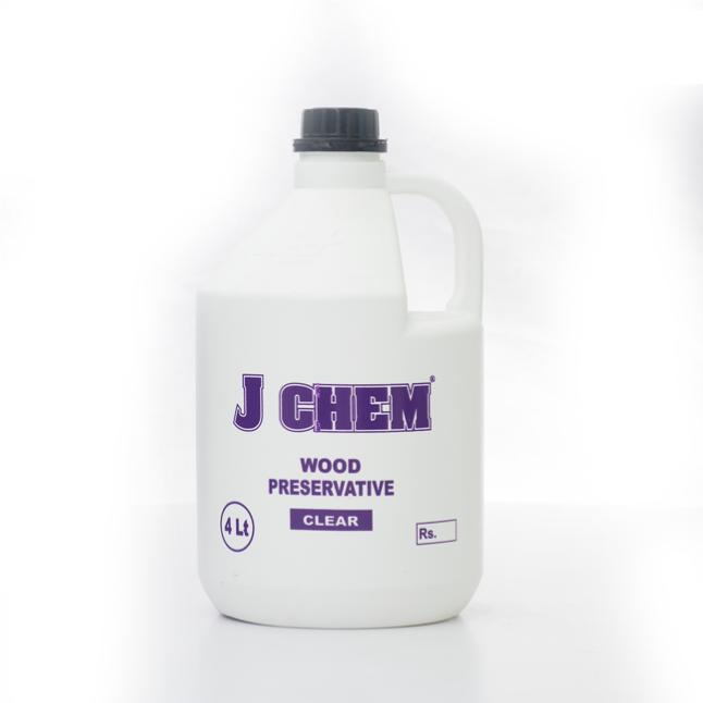 J Chem Wood Preservative Clear