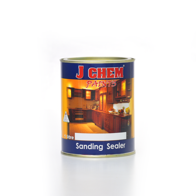 J Chem Nc Sanding Sealer Concentrated Yellowish