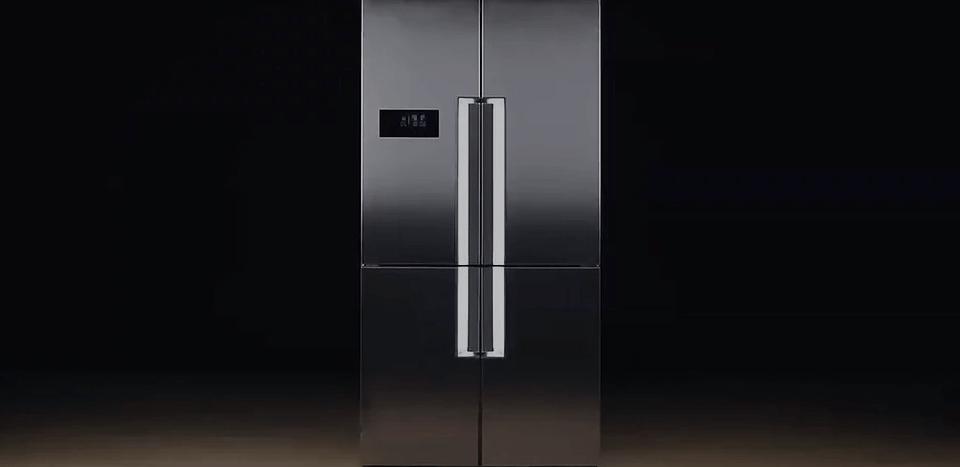 Modern High tech refrigerator