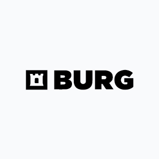 BURG kitchen appliances logo