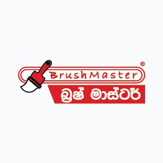 Brush Master logo