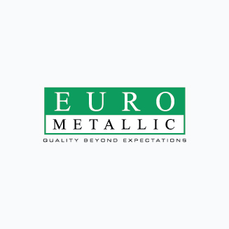 EURO METALLIC logo